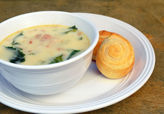 Zuppa Toscana Olive Garden S Tuscan Soup Recipe