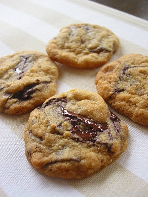 Blue Chip Chocolate Chip Cookies | Beware the Cookie Monster ...