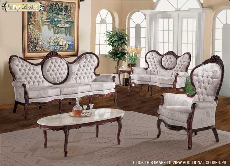Victorian living room furniture victorian pinterest for Victorian living room furniture
