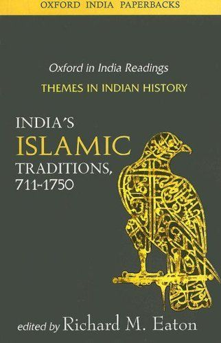 Essays on islam and indian history by richard m eaton