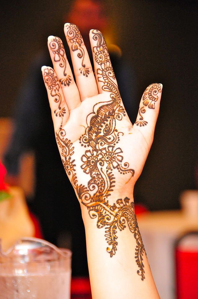 Image Result For Mehndi Wikipedia