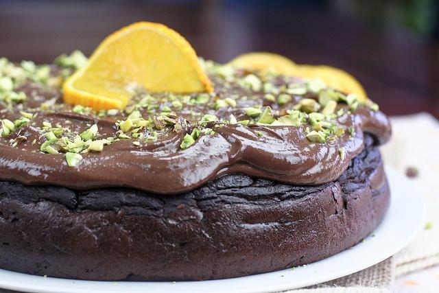 chocolate cake i flourless dark chocolate cake flourless chocolate ...