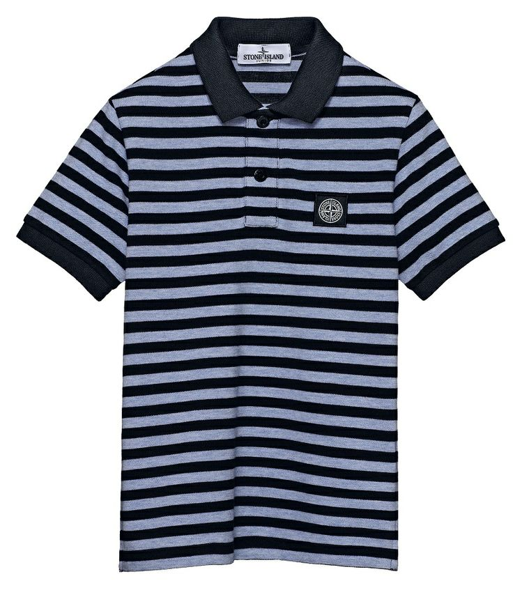 Stone Island Striped T Shirt
