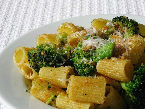 Broccoli with Rigatoni   Pasta!   Pinterest