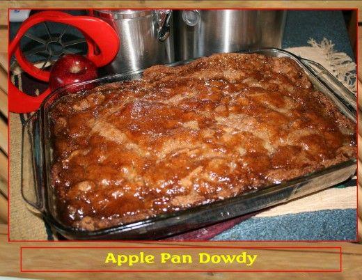 Apple Pan Dowdy