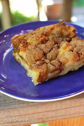 Lovin' From The Oven:Cinnamon Baked French Toast - Lovin' From The ...