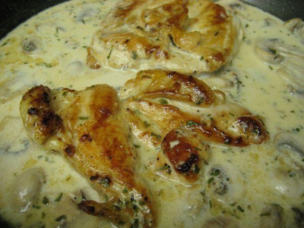 Chicken Scallopine Recipes — Dishmaps