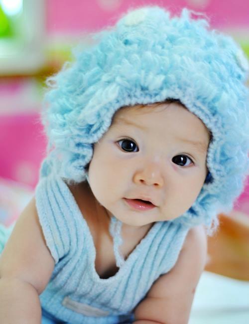 Eurasian  cute  babyEurasian Baby