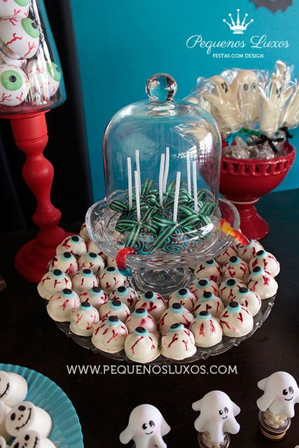 Haunted House Halloween Party Ideas