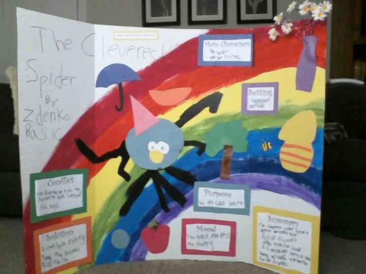 Reading fair project school projects pinterest