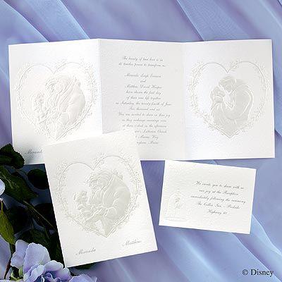Beauty and the beast wedding invitation beauty and the for Beauty and the beast wedding invitation template free