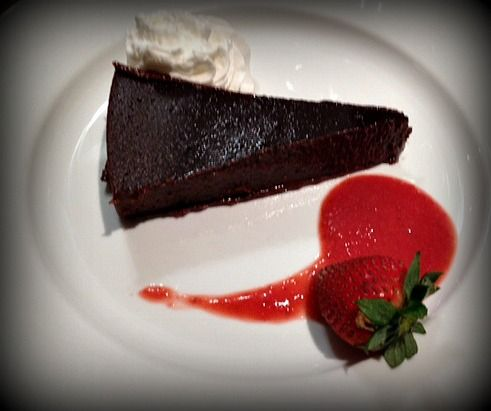 ... Torte Recipe, from one of my favorite restaurants. Chocolate- Coffee