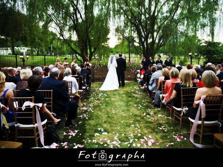 Simple outdoor wedding ceremony for Simple outdoor wedding ceremony ideas