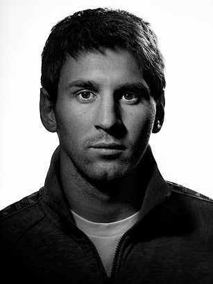 Lionel Messi. The greatest ever