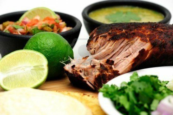 Salsa Verde Carnitas | Mexi Meals | Pinterest