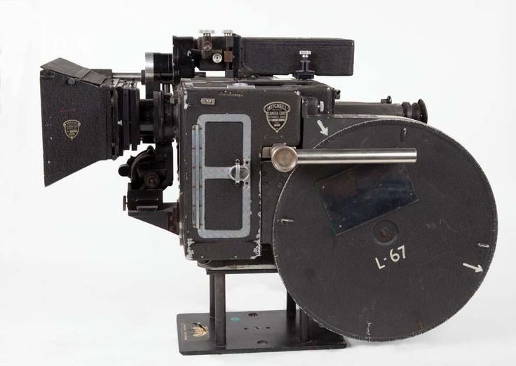 Mitchell VistaVision camera | vintage film gear