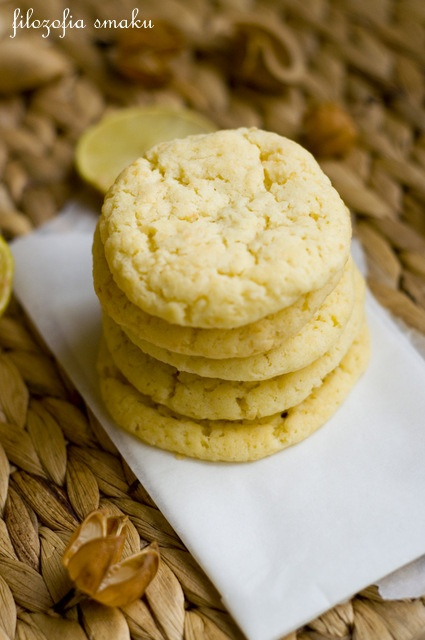 Chewy Coconut Lime Sugar Cookies | For the love of food | Pinterest