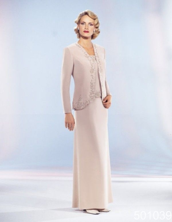 Grandmother of the bride dresses pink gray pant suits for Grandmother dresses for summer wedding