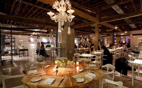 Recently Opened Restaurants