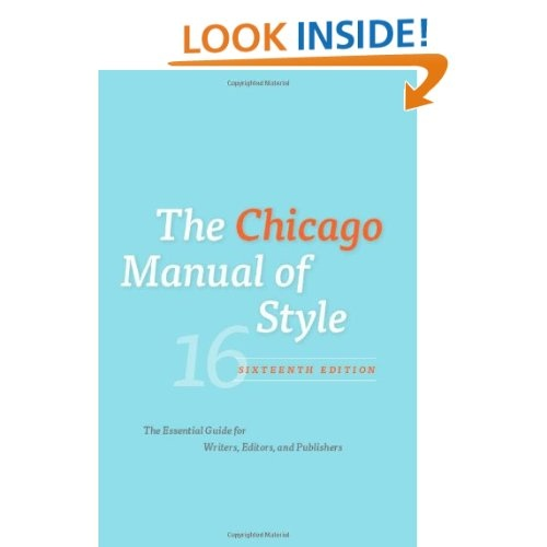 chicago manual of style 16th edition pdf