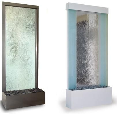 Indoor Waterfall Design For The Home Pinterest