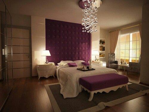 purple white master bedroom decor pinterest