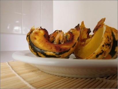 Miso Roasted Winter Squash | Tasty Kitchen: A Happy Recipe Community!