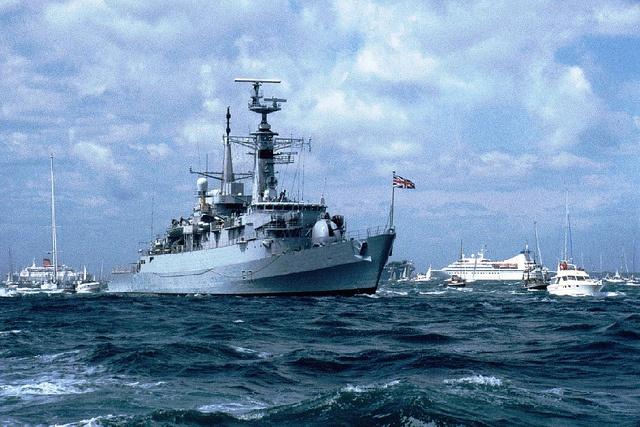 d-day fleet