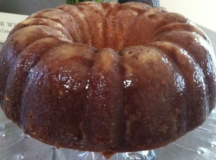 Buttered Rum Pound Cake | Recipe