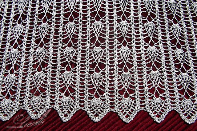 Crochet Knitting Handicraft: Curtains Images - Frompo