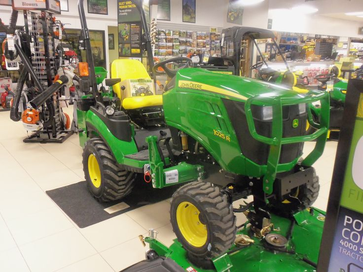 John Deere Tractor Snow Blower For Front