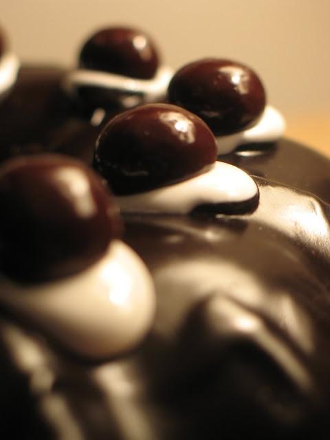 Dozen Flours: Alex's Mocha Melted Ice-Cream Cake with Chocolate ...