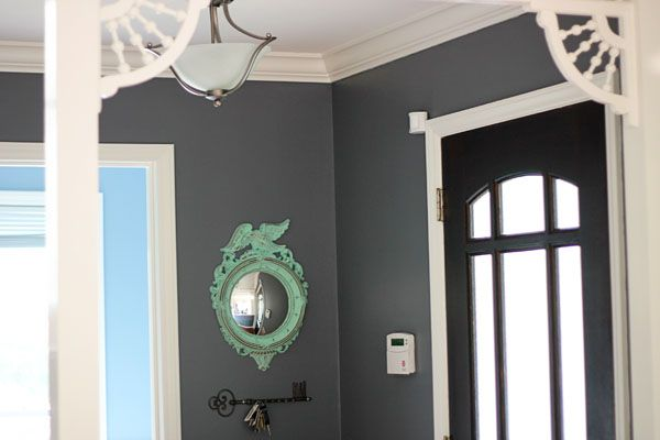 Best Trout Grey Benjamin Moore Rooms Pinterest 640 x 480