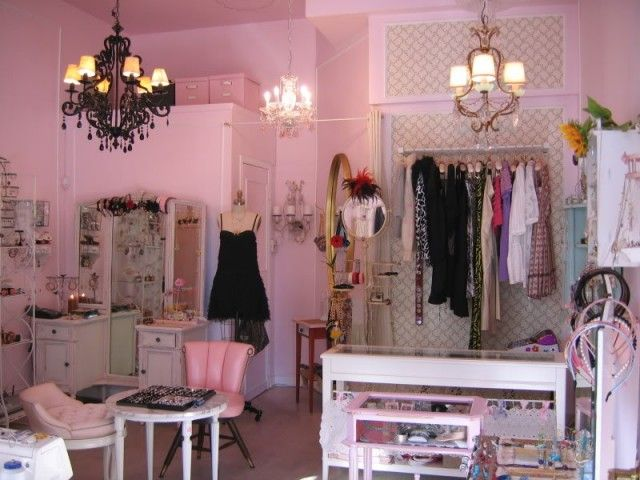 Ideas for small boutique joy studio design gallery for Boutique room design