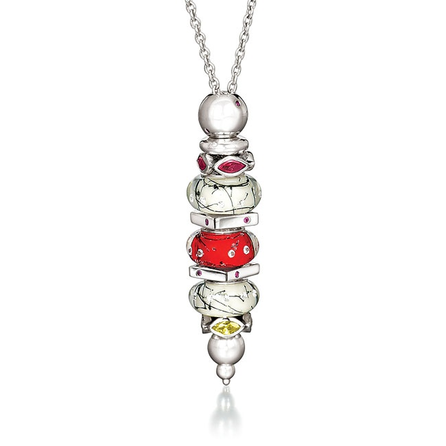 chamilia soho drop necklace chamilia jewelry