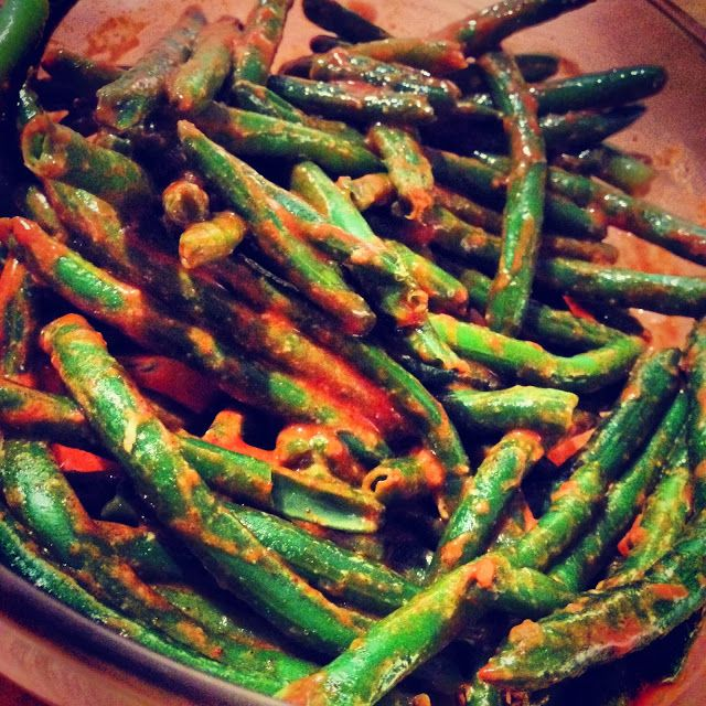 smoky paprika green beans and 12 more green bean recipes