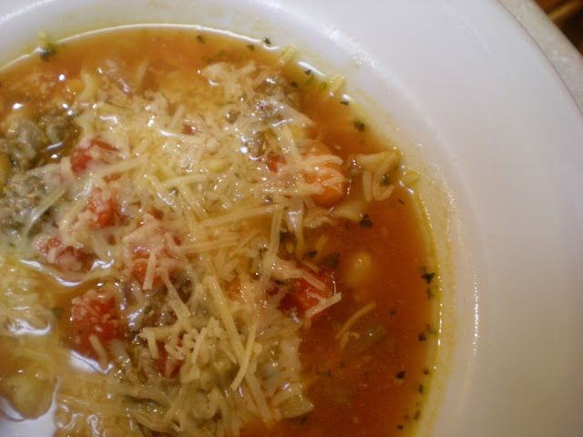 PPM: Pasta E Fagioli | Healthy meals | Pinterest