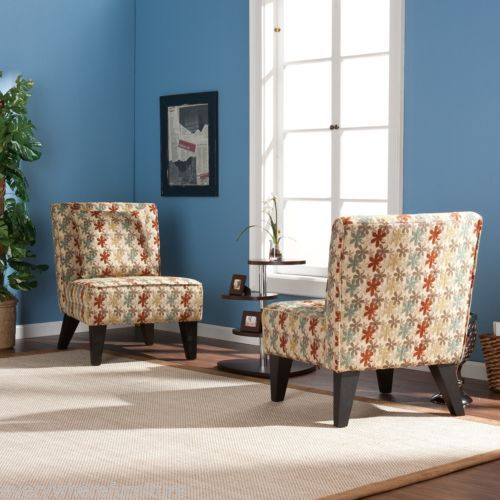 hill accent chairs with pillows living room bedroom furniture ebay