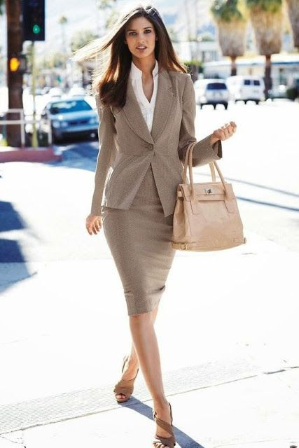 Women's Business Fashion Trend