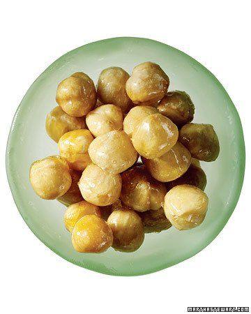 Rolled Hazelnut Pralines | Recipe