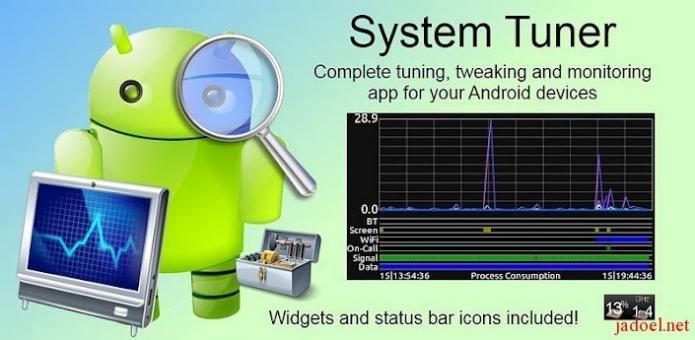 android monitoring memory use
