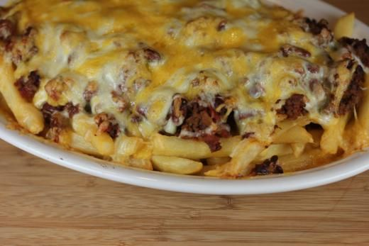 Chili Cheese Fries | Marilyn Schoneman !! | Pinterest