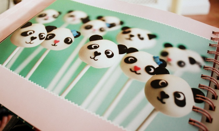 cake pops for kung fu panda party
