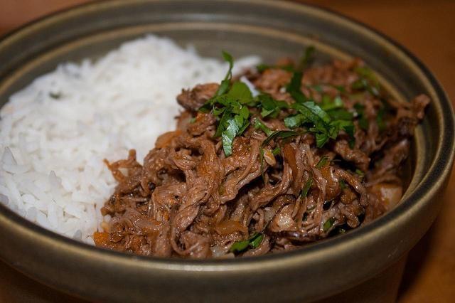 Slow Cooker Cuban-Style Ropa Vieja Recipes — Dishmaps