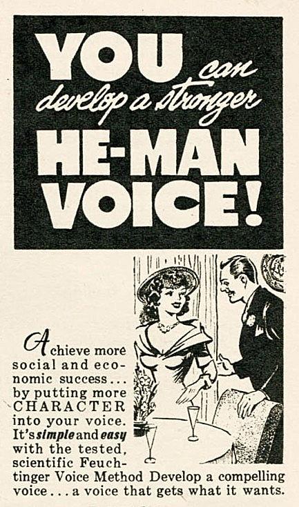 Feuchtinger Voice Method