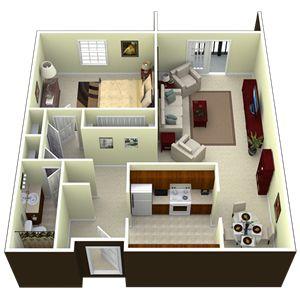 Parkwood pointe apartments floor plans
