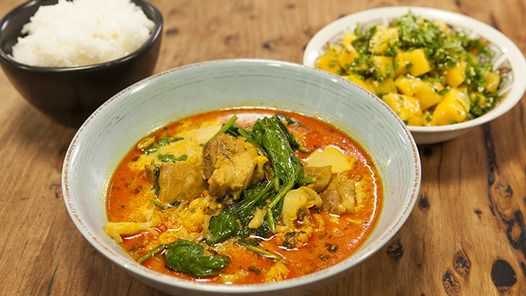 Sri Lankan Style Chicken Curry - better known as the best curry in the ...