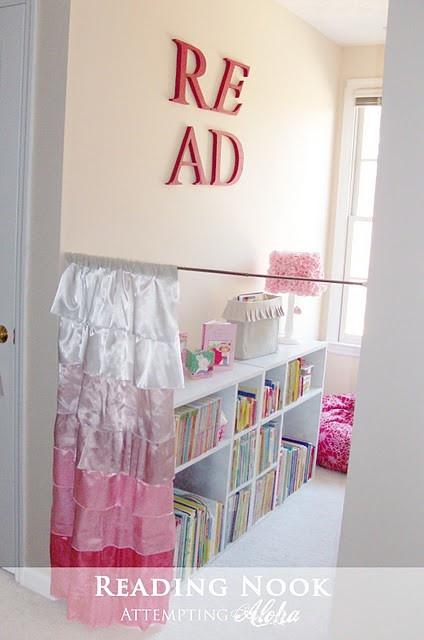 Curtain in Doorway