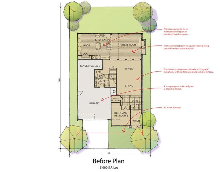 Floor plan dream home pinterest for Floor plans 50 feet wide