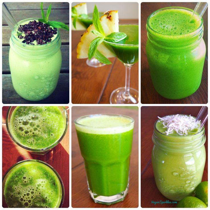 6 Green Drinks For St Patrick S Day